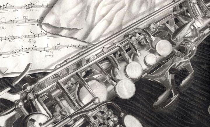 Saxophone - Instrumental Art