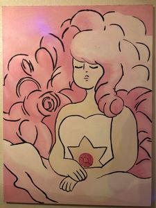 Rose Quartz from Steven Universe