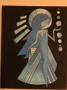 Blue Diamond from Steven Universe