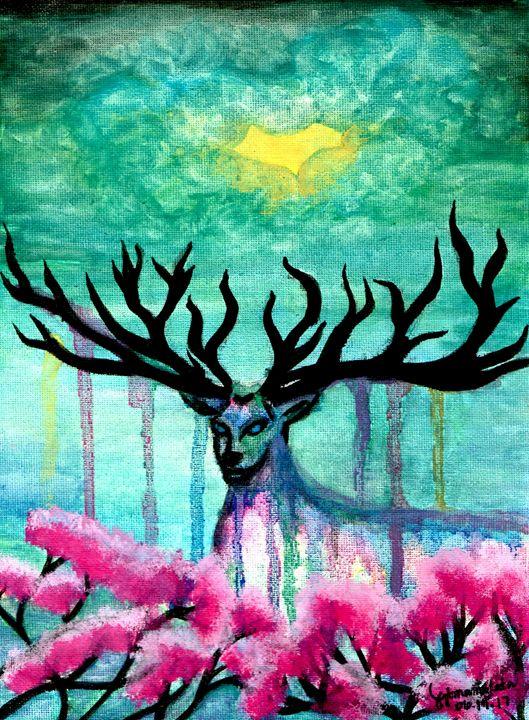 Deer in a Dream - Schire