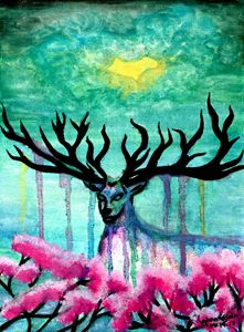 Deer in a Dream