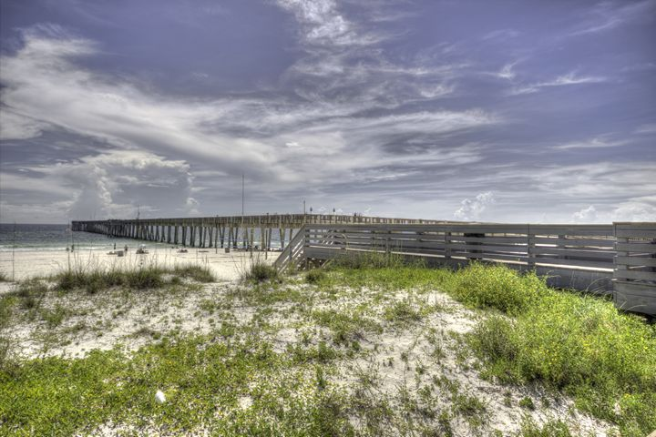 The City Pier at Panama City Beach, - Studio 1 MediaWorks