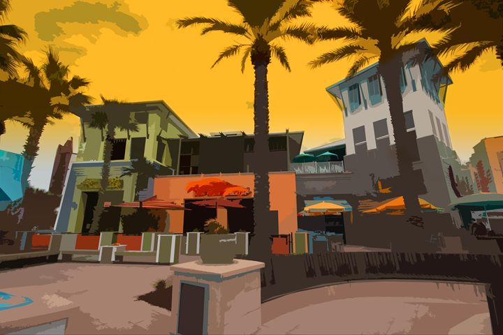 Building At Pier Park - Studio 1 MediaWorks