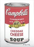 Andy Warhol Campbell's Soup 10 print