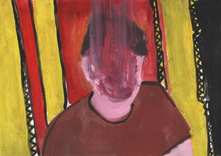 Melting face - Nickie Zimov