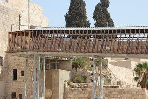 Western wall. Jerusalem.