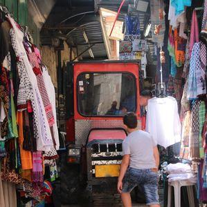 Market in Jerusalem.