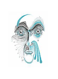 Faces Serie #01