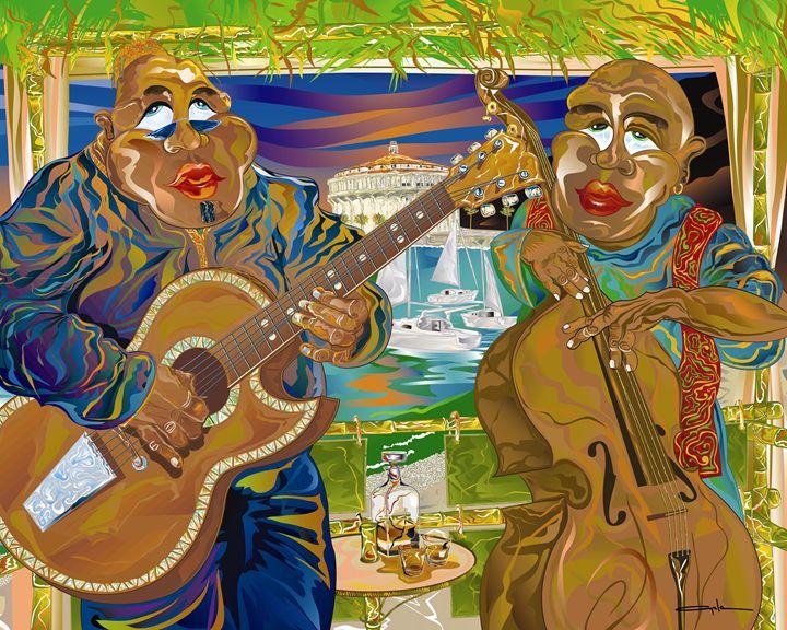 Descanso Beach Blues - Richart SF