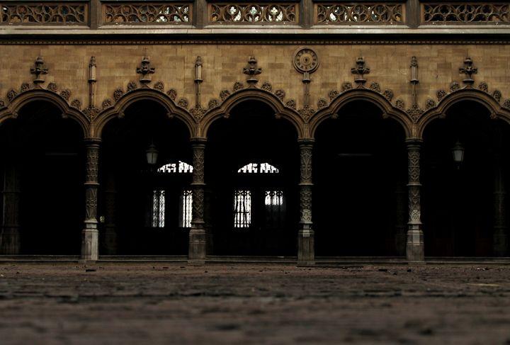 Courtyard - natasja v