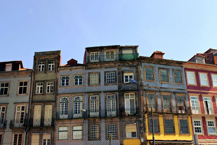 Houses of Porto - natasja v