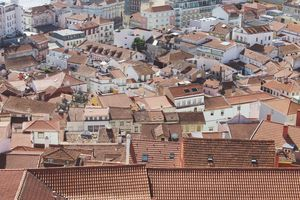 Rooftops of Coimbra