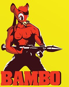 Bambo - The Raging Deer Commando