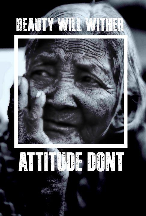 BEAUTY vs. ATTITUDE - Project : V
