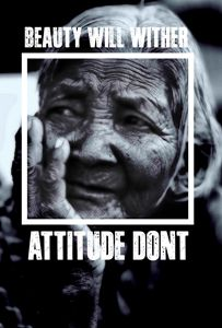 BEAUTY vs. ATTITUDE