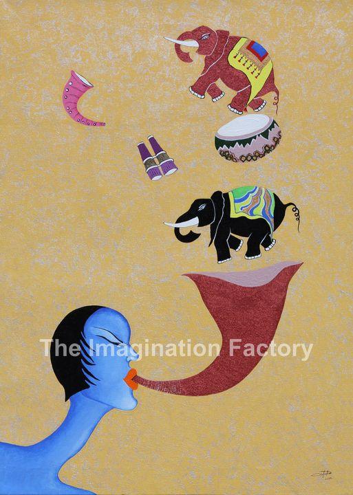 trumpet - Imaginationfactory