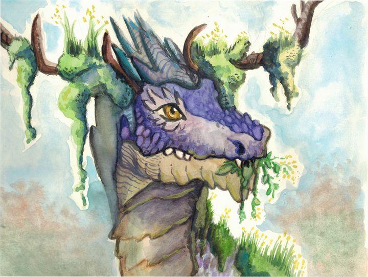 Swamp Dragon - mickleo