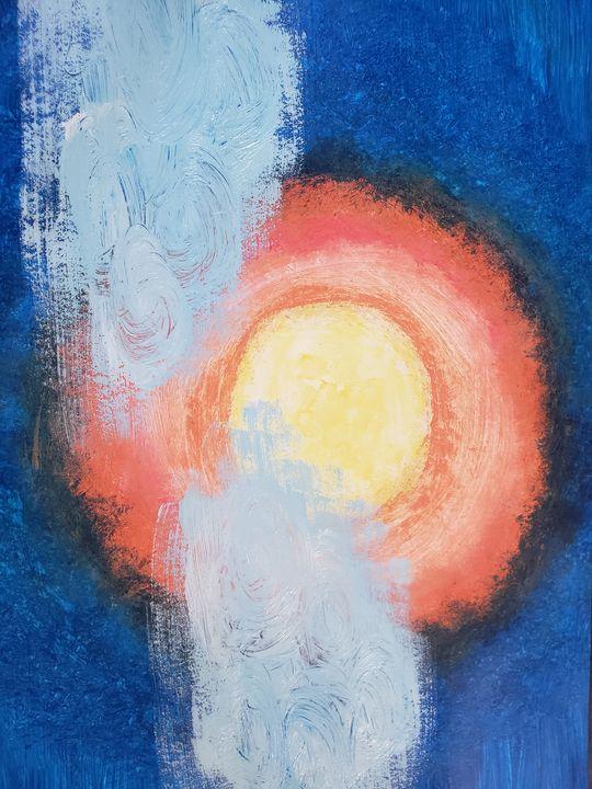 Dark sun - Coral
