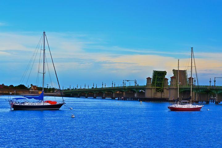 Harbor Boats - J. R. Zapala