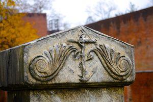 Headstone - J. R. Zapala