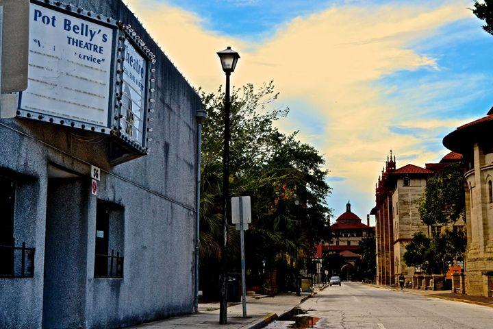 Pot Belly's Theatre - J. R. Zapala