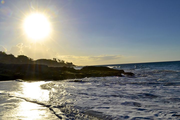 Ocean Rocks - J. R. Zapala