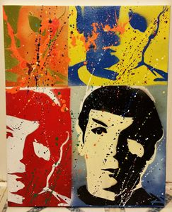 """Vulcan x 4"""