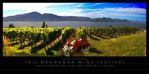Okanagan Wine Festival - S and S Designs
