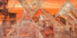 Mining Country Kalgoorlie - Audrey Flower Artist