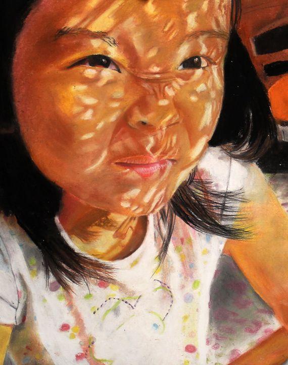 """Look at My Nose!"" - Jiani Hou"