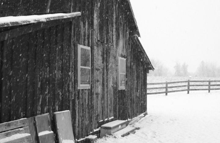 Winter in the Past - VampCat Arts