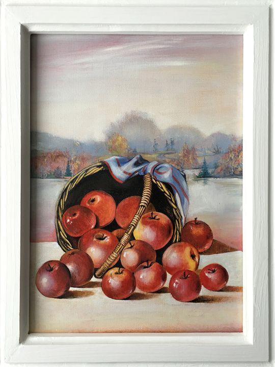 Still Life 1 - Oil on Canvas