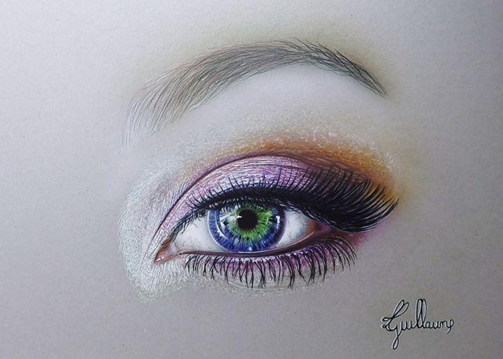 eye left - Lguillaume