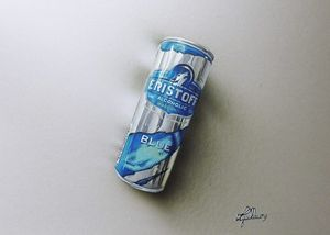 eristoff blue metal