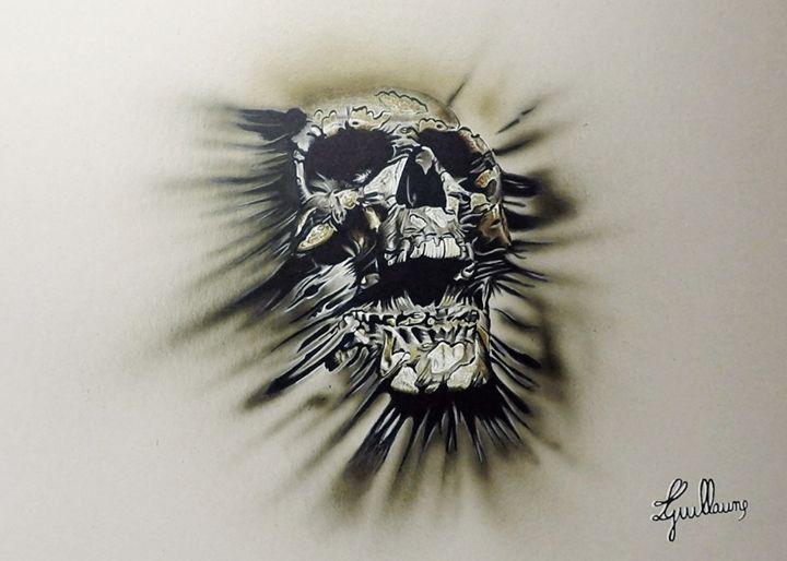 skull - Lguillaume