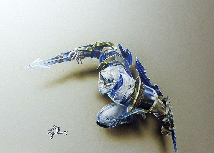 zed league of legends - Lguillaume