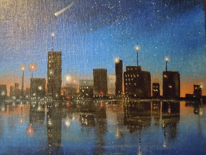 Urban Night - Robert Little