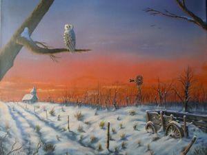 Prairie Winter