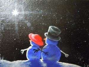 Snowman Magic - Robert Little