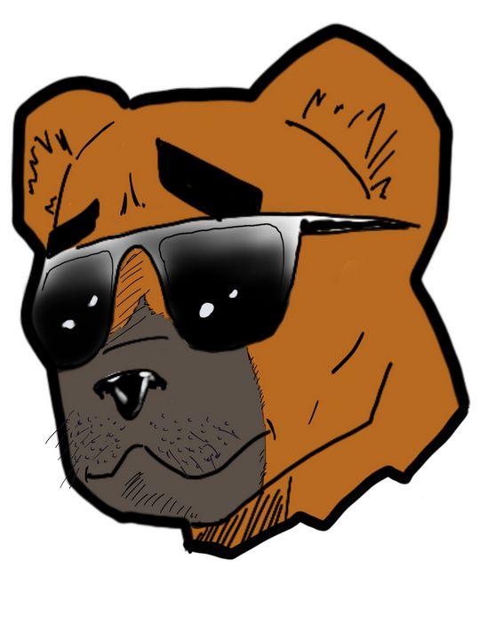 Cool Bear - CeeturnArt