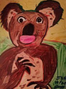 Keith The Koala Bear