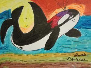 Oatis The Orca Returns - Jonathan Sammuel Harrold