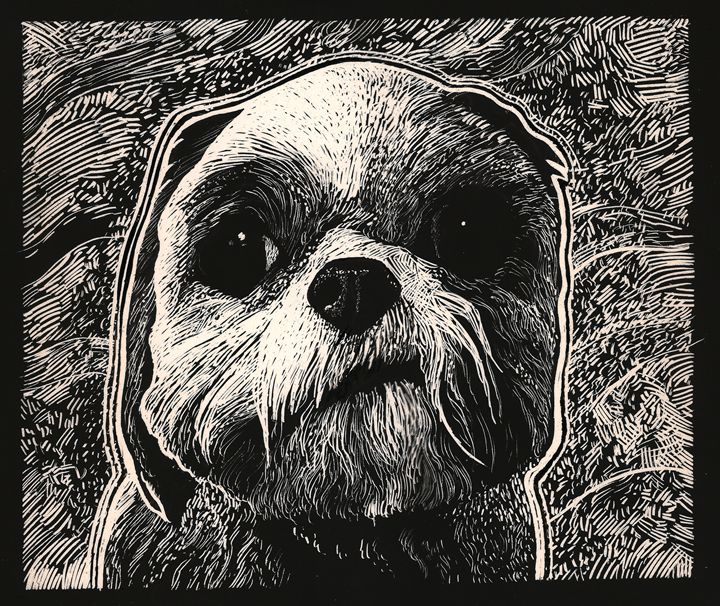 Puppy - Nathan Perry Fine Art