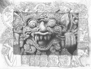 Dragon - Nathan Perry Fine Art