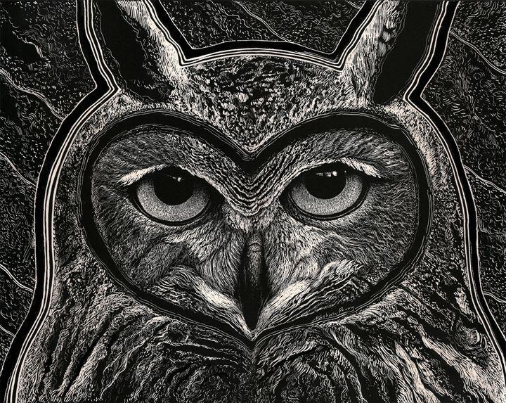 Love Bird II - Nathan Perry Fine Art