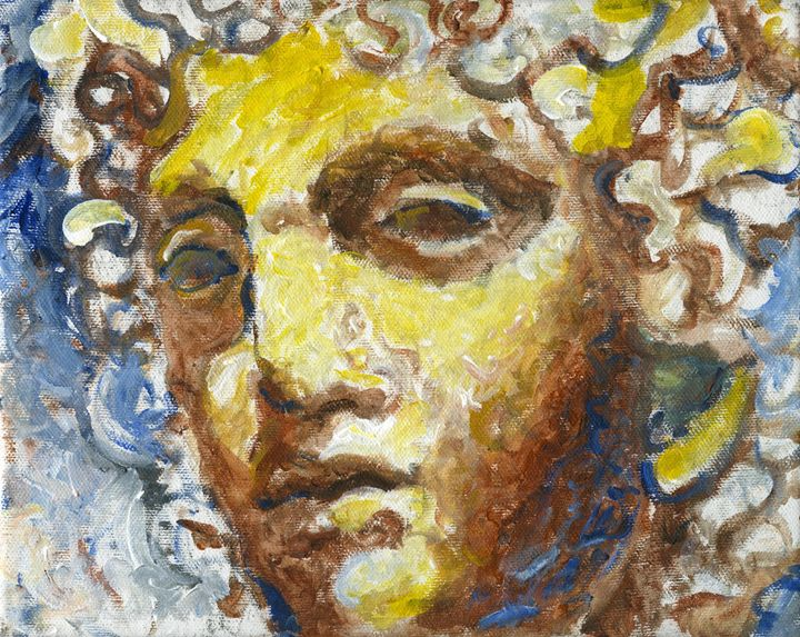 Roman Statue Study - Nathan Perry Fine Art