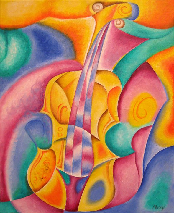 Violin - Nathan Perry Fine Art