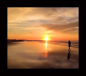 Cape May Beach Sunrise - Sparky & Jo's Meanderings