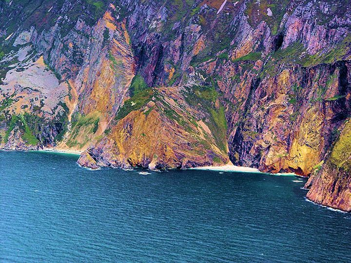 Slieve League - Sparky & Jo's Meanderings