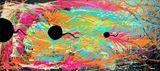 Original Acrylic Abstract on Canvas